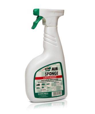 Air Sponge Lukt Fjerner Sprayflaske