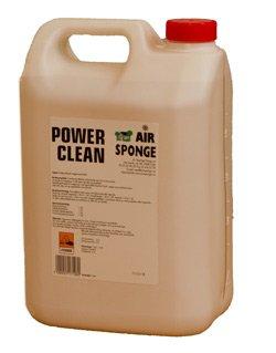 Power Clean Kraftvask 5 liter som løser opp fett, olje, sot og vegetabilsk fett