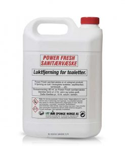 Power Fresh  Sanitærvæske (5 liter)