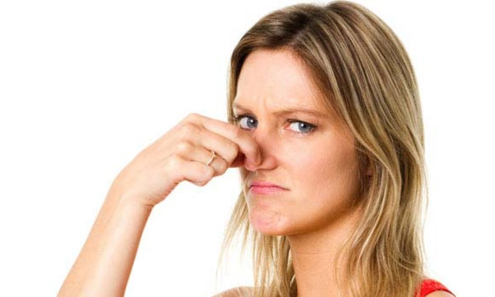 fjerne vond lukt